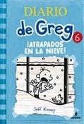Diario de Greg 6 Atrapados en la nieve (Jeff Kinney)-Trabalibros