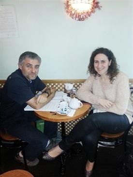 Trabalibros entrevista a Diana Orero