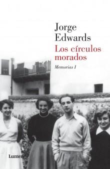 Los círculos morados. Memorias I (Jorge Edwards)-Trabalibros