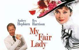 Película My fair lady-Trabalibros