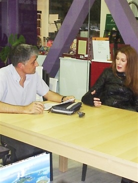Trabalibros entrevista a Valérie Tasso(5)