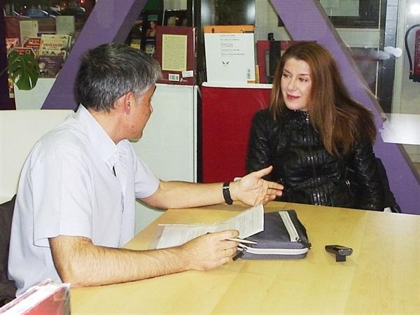 Trabalibros entrevista a Valérie Tasso(2)