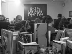 Hotel Kafka 3-Trabalibros