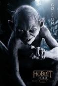 Película El Hobbit. Un viaje inesperado (Gollum)-Trabalibros