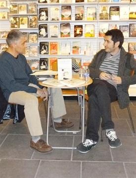 Trabalibros entrevista a Carlos del Amor