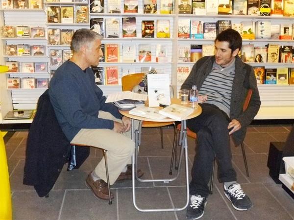 Trabalibros entrevista a Carlos del Amor (4)