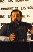 Modesto Granados en presentación Sesenta kilos (Ramón Palomar)