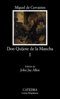 Don Quijote de la Mancha Tomo I (Miguel de Cervantes)-Trabalibros
