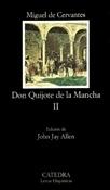 Don Quijote de la Mancha Tomo II (Miguel de Cervantes)-Trabalibros