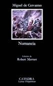 El cerco de Numancia (Miguel de Cervantes)-Trabalibros