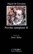 Novelas ejemplares II (Miguel de Cervantes)-Trabalibros