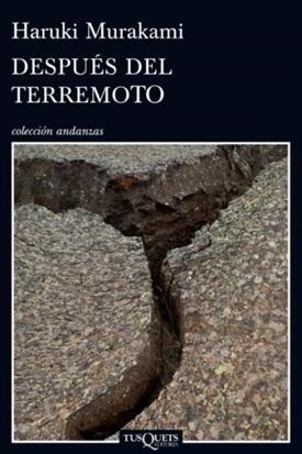 Después del terremoto (Haruki Murakami)-Trabalibros