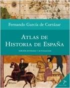 Atlas de historia de España (Fernando García de Cortázar)-Trabalibros