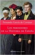 Los perdedores de la historia de España (Fernando García de Cortázar)-Trabalibros