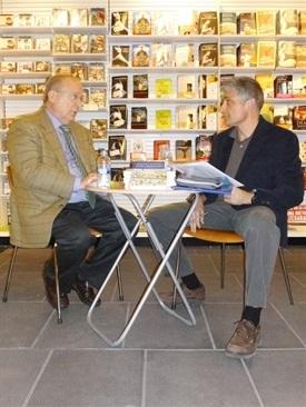 Trabalibros entrevista a Fernando García de Cortázar-Pequeña historia de los exploradores