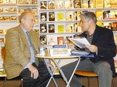 Trabalibros entrevista a Fernando García de Cortázar-Pequeña historia de los exploradores (5)