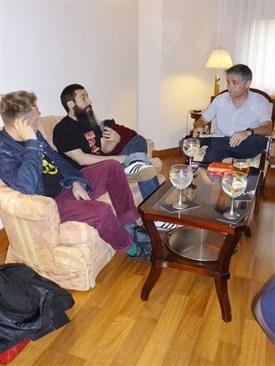 Trabalibros entrevista al Colectivo Mongolia (1)