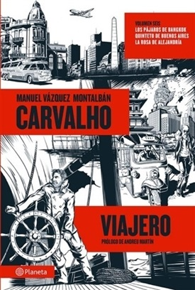Carvalho viajero (Manuel Vázquez Montalbán)-Trabalibros