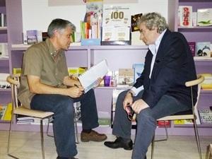 Trabalibros entrevista a Ildefonso Falcones