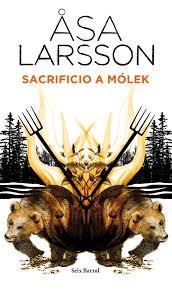 Sacrificio a Molek (Asa Larsson)-Trabalibros