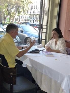 Trabalibros entrevista a Mamen Sánchez