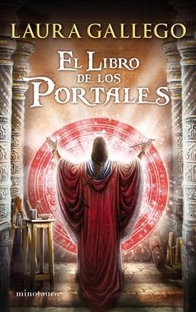 El libro de los portales (Laura Gallego)-Trabalibros