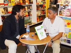 Trabalibros entrevista a Diego de Olmedilla (2)