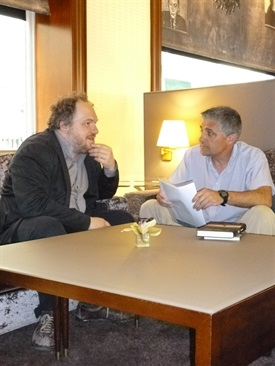 Trabalibros entrevista a Mathias Énard (1)
