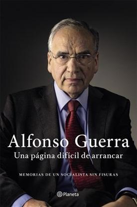 Una página difícil de arrancar (Alfonso Guerra)-Trabalibros