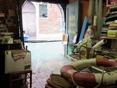Librería Acqua Alta Venecia-Trabalibros (7)