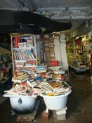 Librería Acqua Alta Venecia-Trabalibros (8)