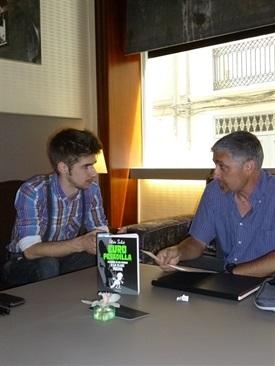 Trabalibros entrevista a Aleix Saló