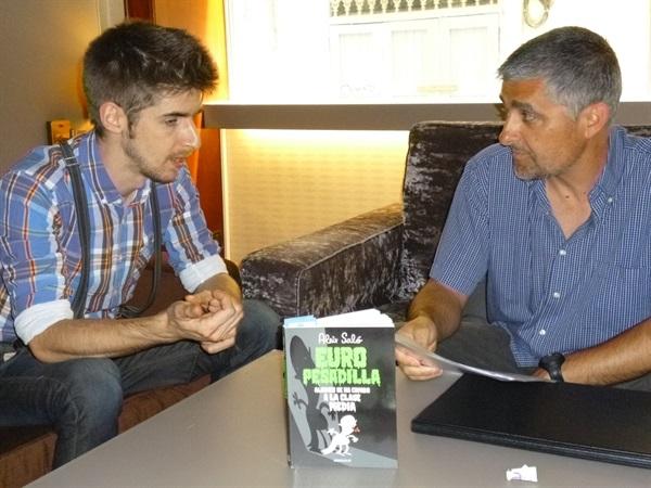 Trabalibros entrevista a Aleix Saló (2)