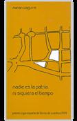 Nadie es la patria, ni siquiera el tiempo (Marian Izaguirre)-Trabalibros