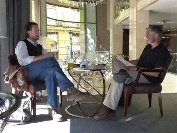 Trabalibros entrevista a Jerónimo Tristante (3)