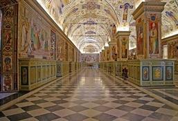Biblioteca del Vaticano (4)-Trabalibros