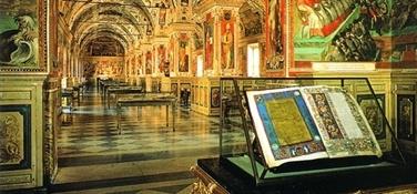 Biblioteca del Vaticano (5)-Trabalibros