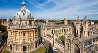 Biblioteca Bodleiana Universidad Oxford (7)-Trabalibros