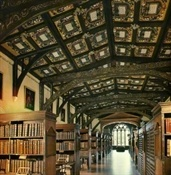 Biblioteca Bodleiana Universidad Oxford-Trabalibros