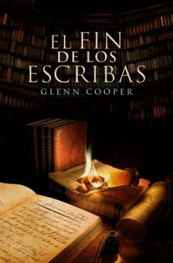 El fin de los escribas (Glenn Cooper)-Trabalibros