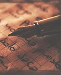 Trabalibros-pluma de escribir