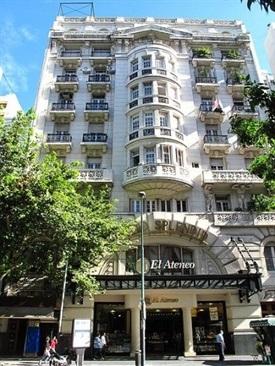 Librería Ateneo Buenos Aires(5)-Trabalibros