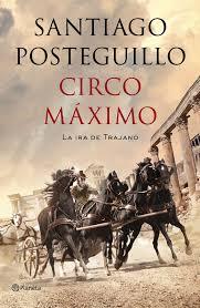 Circo máximo (Santiago Posteguillo)-Trabalibros
