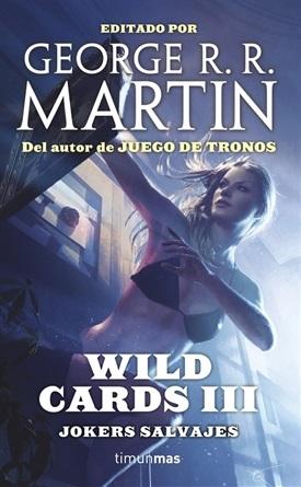 Wild Cars III Jokers salvajes (George R.R. Martin)-Trabalibros