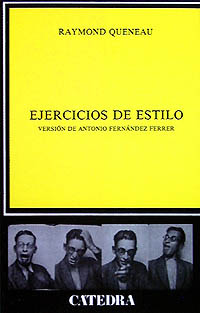 Ejercicios de estilo (Raymond Queneau)-Trabalibros