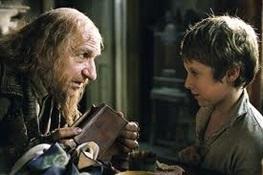 Película Oliver Twist (3)-Trabalibros