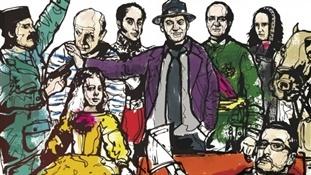 Lo que vendría a ser la historia de España (Andreu Buenafuente) (1)-Trabalibros