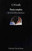 Poesía completa (Cavafis)(2)-Trabalibros