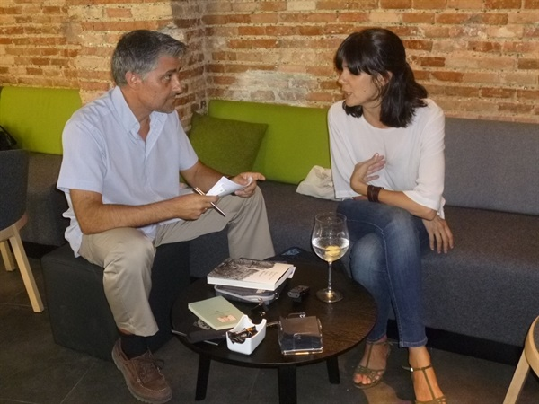Trabalibros entrevista a Lara Moreno (1)