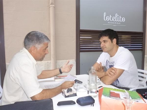 Trabalibros entrevista a Eloy Moreno (1)